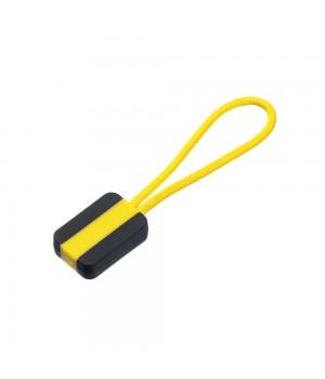 Пуллер для молнии, желтый