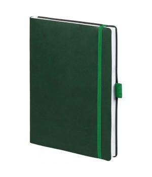 Ежедневник Flex Brand, датированный, зеленый
