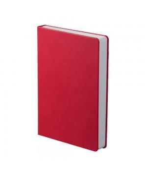 Ежедневник Basis, недатированный, красный