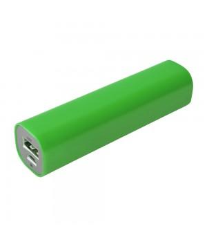 Внешний аккумулятор Easy Shape 2000 мАч, зеленый