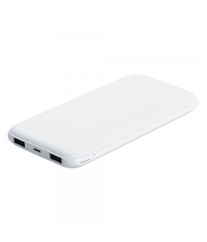 Внешний аккумулятор Uniscend All Day Compact 10 000 мAч, белый