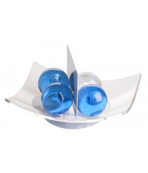 Антистресс Harmonibrium, синий