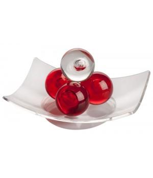 Антистресс Harmonibrium, красный