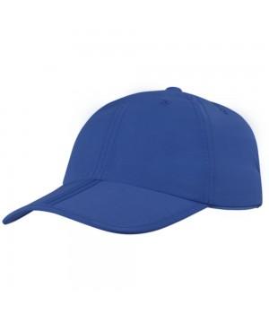 Бейсболка складная Ben Lomond, ярко-синяя