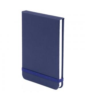 Блокнот Mist, вертикальный , синий