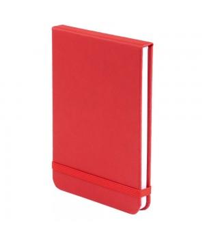 Блокнот Mist, вертикальный , красный