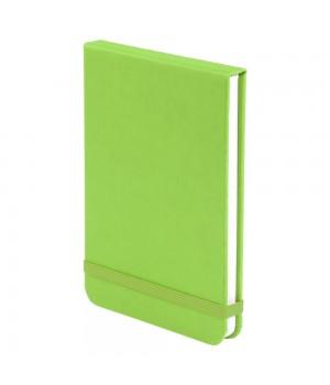 Блокнот Mist, вертикальный , зеленый