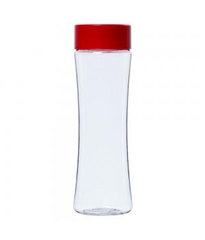 Бутылка для воды Shape, красная