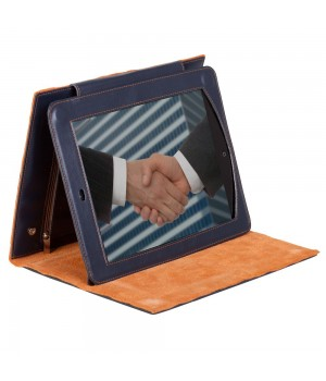 Чехол для iPad Palermo, синий