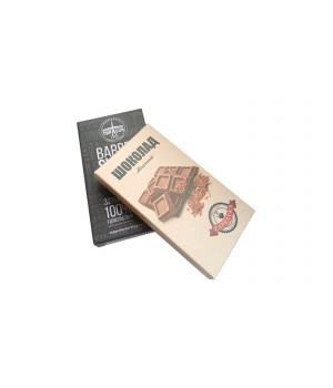Молочный шоколад 27 гр. в картонной коробке.