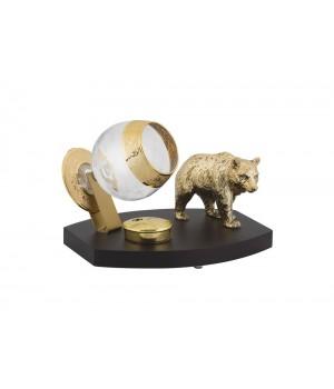 Коньячница «Медведь»