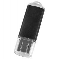 Флешка Simple, черная, 8 Гб