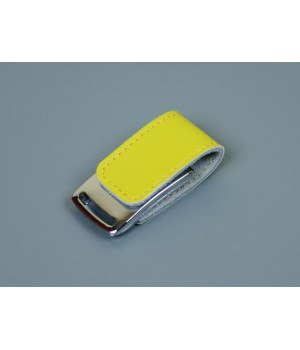 Флешка TR-216, 4 Гб, желтый.
