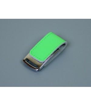 Флешка TR-216, 4 Гб, зеленый.