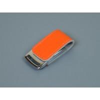 Флешка TR-216, 32 Гб, оранжевый.