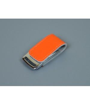 Флешка TR-216, 4 Гб, оранжевый.