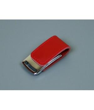 Флешка TR-216, 16 Гб, красный.