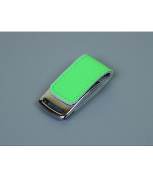 Флешка TR-216, 2 Гб, зеленый.