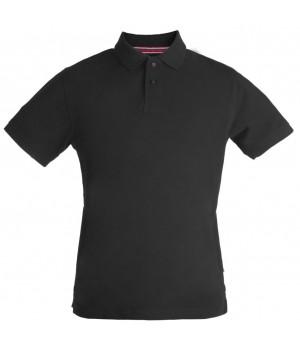 Рубашка поло мужская AVON, черная