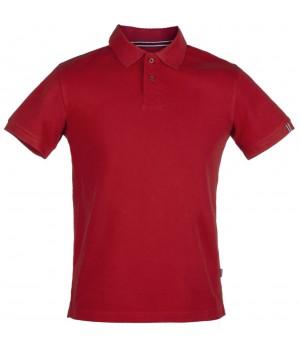 Рубашка поло мужская AVON, красная