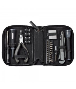 Набор инструментов в чехле Standart, черный