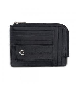 Чехол для кредитных карт Piquadro Vibe, черный