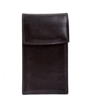 Кошелефон — футляр для смартфона с кошельком, черный