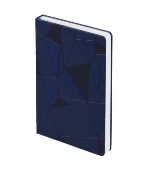 Ежедневник Gems, недатированный, синий