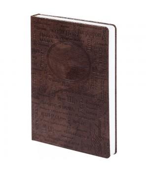 Ежедневник «Одесса-мама», коричневый