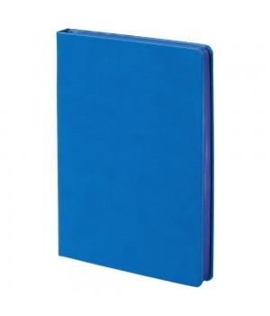 Ежедневник Blues недатированный, голубой с синим