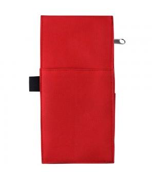 Органайзер на ежедневник Belt, красный