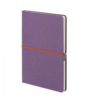 Ежедневник Folk, недатированный, фиолетовый