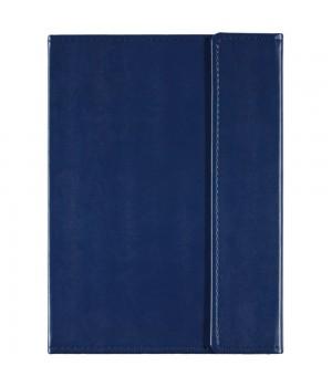 Ежедневник Left, недатированный, синий