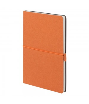 Ежедневник Folk, недатированный, оранжевый