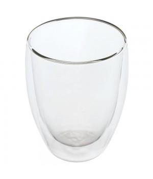Стакан с двойными стенками Glass Big Bubble