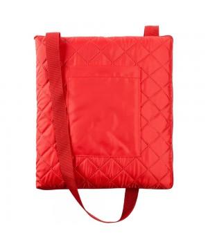 Плед для пикника Soft & dry, красный