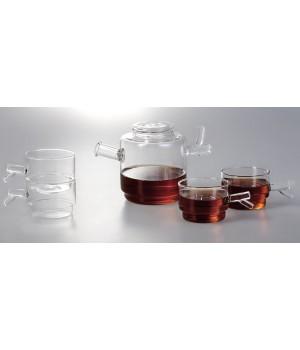 Чайный набор Glass Spring