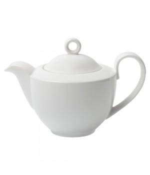 Чайник Maxim Diamond, молочно-белый