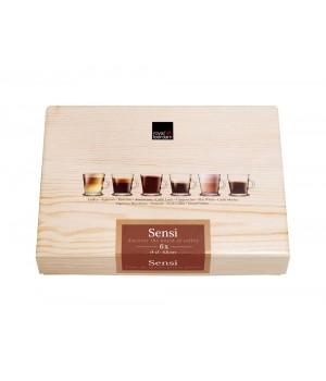 Набор чашек для кофе Sensi Coffee