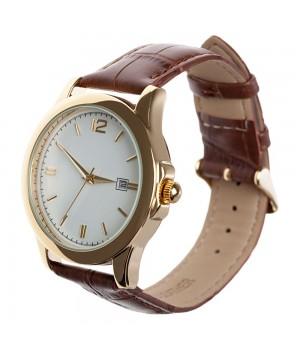 Часы «Восток-7», золотистые