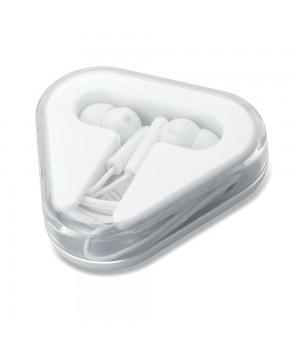 Наушники-вкладыши Pocket Musician, белые