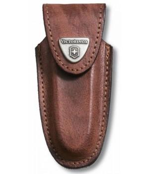 Чехол для офицерских ножей, коричневый