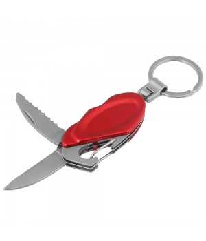 Мультитул Hook, красный
