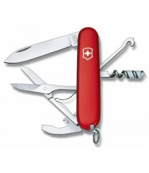 Офицерский нож Compact 91, красный