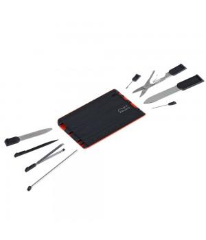 Карточка — набор инструментов Multi Tec, красная