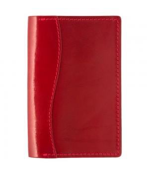 Обложка для паспорта Exclusive, красная
