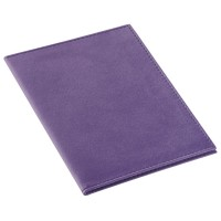 Обложка для паспорта Twill, фиолетовая