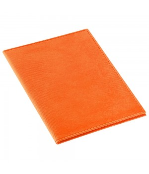 Обложка для автодокументов Twill, оранжевая