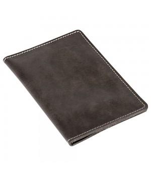 Бумажник водителя Apache, темно-серый