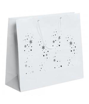 Пакет бумажный Snow